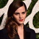 Emma Watson British Fashion Awards In London