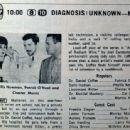 Diagnosis: Unknown