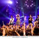 (L-R) Nick Jonas, Taylor Swift, Joe Jonas, Kevin Jonas. Ph: Frank Masi,SMPSP © Disney Enterprises, Inc. All Rights Reserved.