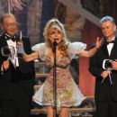 The cast of Love Boat with Charo at The TvLand Awards - 454 x 251