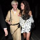 Tom Felton and Jade - 454 x 726