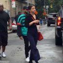Selena Gomez – Grabbing coffee in West Village