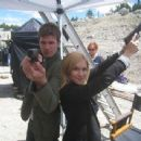 Emily Rose and Lucas Bryant in TV Series Haven