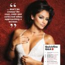 Nazanin Mandi Maxim South Africa Magazine April 2014