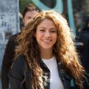 Shakira – Out in Madrid, March 2019