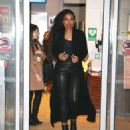 Jennifer Hudson at BBC Radio in London - 454 x 576