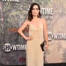 Ana de la Reguera : Premiere of Showtime's 'Twin Peaks - 409 x 600