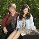 Sterling Knight and Danielle Campbell