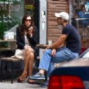Famke Janssen – Seen out in NYC