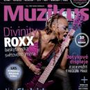 Divinity Roxx - Muzikus Magazine Cover [Czech Republic] (July 2011)