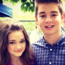 Ciara Bravo and Jack Griffo