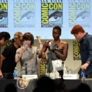 "Steven Yeun-July 10, 2015-Comic-Con International-AMC's ""The Walking Dead"" Panel"
