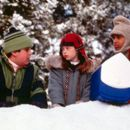 Josh Peck, Zena Grey and Jade Yorker in Paramount's Snow Day - 2000