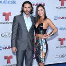 Carmen Villalobos and Sebastian Caicedo