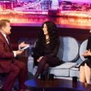 Cher and Phoebe Waller-bridge - The Late Late Show with James Corden (June 2018)