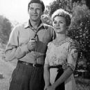 Peter Breck and Peggy McCay