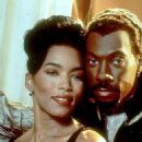 Angela Bassett and Eddie Murphy