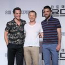 Chris Pine- August 16, 2016- 'Star Trek Beyond' Korea Press Conference and Photocall - 400 x 600