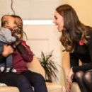 The Duchess Of Cambridge Visits The Nelson Trust Women's Centre - 454 x 278