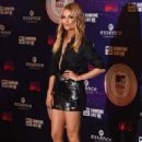 Laura Whitmore At Mtv Emas 2014 In Glasgow