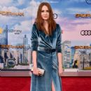 Karen Gillan – 'Spider-Man: Homecoming' Premiere in Hollywood - 454 x 718