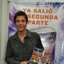 "Gaston Dalmau: ""Casi Angeles"" book presentation"