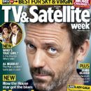 Hugh Laurie - TV & Satellite Week Magazine Cover [United States] (14 May 2011)