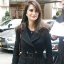 Penelope Cruz – Out in New York