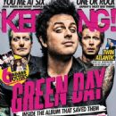 Green Day - Kerrang Magazine Cover [United Kingdom] (10 December 2016)