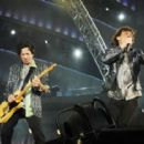 The Rolling Stones performs on stage, 5 June 2007 in Werchter, Belgium - 454 x 287