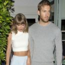 Taylor Swift and Calvin Harris - 454 x 628