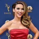 Chrishell Stause – 70th Primetime Emmy Awards in LA - 454 x 663