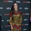 Demi Moore – 'Good Time' Premiere in NYC - 454 x 454
