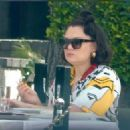 Jessie J – Lunch at Crossroads Kitchen in West Hollywood - 454 x 324