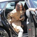 Kim Kardashian – Head out from Graphaids Art Supplies in Agoura Hills