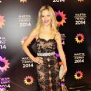 Luisana Lopilato – 2014 Martin Fierro Awards Gala in Buenos Aires - 454 x 691
