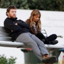 Sam Worthington and Natalie Mark