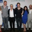 Robert Pattinson & Crew at Cosmopolis Photocall June 4, 2012 - 454 x 302