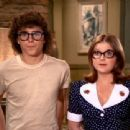 Christopher Knight and Denise Nickerson