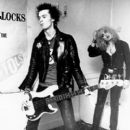 Nancy Spungen and Sid Vicious - 400 x 522