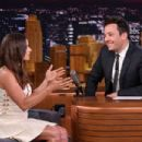 Danica Patrick – 'The Tonight Show Starring Jimmy Fallon' in NYC - 454 x 303