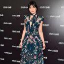 Daisy Lowe Roberto Cavalli Fashion Show In Milan