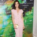 Hilary Rhoda 2014 Fragrance Foundation Awards In Nyc