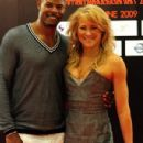 Keenen Ivory Wayans and Brittany Daniel - 400 x 300