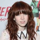 Carly Rae Jepsen Heathers The Musical Opening Night In Nyc