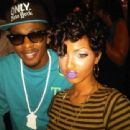 King Los and Lola Monroe