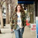 Bethany Joy Lenz out and about in Los Angeles - 454 x 707