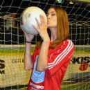 Fiona Erdmann - Photoshoot At The Kiss Cup In Berlin, 28 May 2010