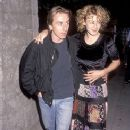 Emily Lloyd and Tim Roth