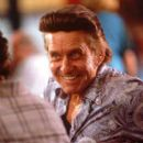 Michael Douglas as Mr. Burmeister in USA Films' One Night At McCool's - 2001